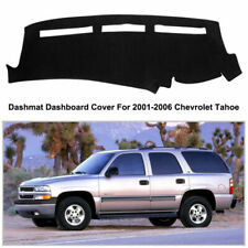 Fly5D Dashmat Dashboard Cover Dash Mat Protector For Chevrolet Tahoe 2001-2006