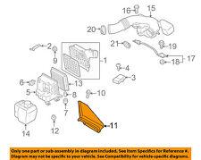 SUBARU OEM 10-14 Legacy Air Cleaner Intake-Inlet Duct Tube Hose 46012AJ00A