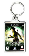 BEYOND GOOD AND EVIL NINTENDO GAMECUBE KEYRING LLAVERO