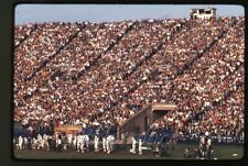 Nov 2 1968 35mm  Photo slide Yale vs Dartmouth Football Game #13