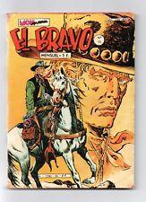 Mon Journal EL BRAVO N° 55 WESTERN FAMILY  AVRIL 1982