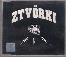 ZTVORKI - PKP TRAIN EP SP RECORDS TOP RARE OOP CD POLSKA POLAND POLEN
