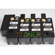4 x Toner For Xerox Phaser 6010 6000 Workcentre 6015 6015V 106R01627 ~ 106R01630