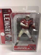Matt Leinart Arizona Cardinals Series 13 Surprise Chase McFarlane Figure NIB NFL