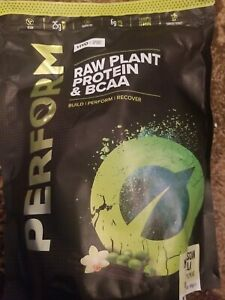 Vivo Sport Perform  Raw Plant Protein & BCAA Powder Madagascan Vanilla