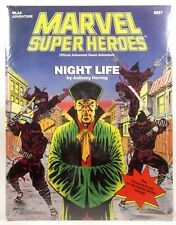 Night Life (Mla3, Marvel Universe Module) Anthony Herring Marvel Super Heroes Wi