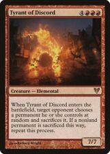 MTG 1x TYRANT OF DISCORD - Avacyn Restored *Rare Elemental NM*
