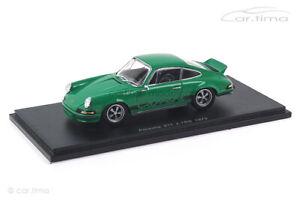Porsche 911 Carrera RS 2,7 Vipergrün Spark 1:43 SDC017