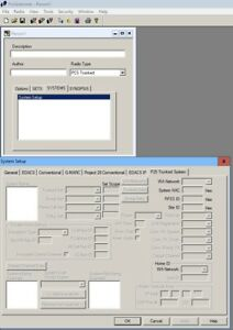 MA-COM Conventional & Provoice ProGrammer R18B