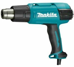 Makita HEAT GUN HG6530V 2000W 50-650°C Variable, 3-Stage Air Volume Settings
