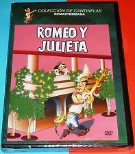 ROMEO Y JULIETA Cantinflas - Precintada