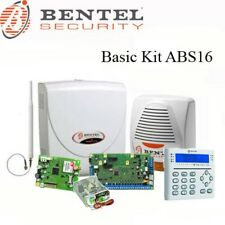 Kit Antifurto filare 16 zone Bentel security BASIC KIT ABS16 combinatore gsm