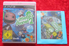 Little Big Planet 2, PS3 PlayStation 3 Spiel, Neu, deutsche Version