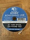 Fin Finder Hydro Bow Fishing Line 25 Yards