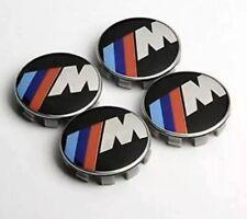 4 x Alloy Wheel Centre Hub Caps for BMW 68mm 1 3 5 7 Series M Sport
