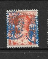 1942,BURMA,JAPANESE OCCUPATION,SGJ25 DOUBLE,CAT £225 KGVI.PEACOCK OVERPRINT