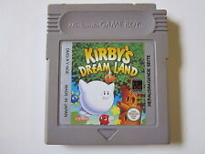 Kirby's Dream Land - Nintendo GameBoy Classic #106