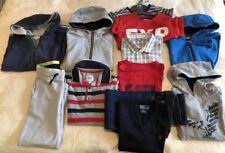 Boys Designer Clothes Bundle Armani Boss Ralph Lauren Lacoste Paul&Shark 6-7 Y