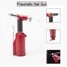 Pneumatic Air Riveter Labor Saving Vertical Rivet Nail Gun 1/8'' 5/32'' 3/16''