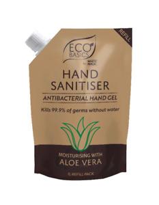 Eco Basics Antibacterial Hand Sanitiser 1L