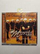 "Grupo Montéz De Durango - De Durango A Chicago - Music Cd Album ""New"""