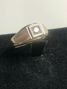 Echtschmuck Ring Goldring Gelbgold 750