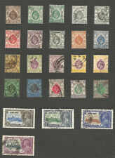 HONG KONG GV SELECTION TO $5 ON ALBUM PAGE INC JUB SET FINE USED CAT £260+