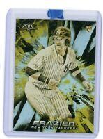 2018 Topps Fire Baseball Clint Frazier New York Yankees Rookie Card