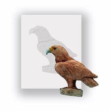 Stampo in silicone-Golden Eagle-FLAT sostenuto MINI SCULTURA-la sicurezza degli alimenti