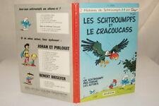 PEYO GOS LES SCHTROUMPFS ET LE CRACOUCASS 5e SERIE N°2 1969 DUPUIS BD