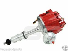 Ford 352 390 427 428 Big Block HEI Distributor v8 FE Red Cap aluminum mustang