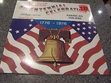 "101 Strings ""Bicentennial Celebration-American Theatre"" SEALED NM 2 LP SET"