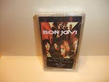 These Days by Bon Jovi Audio Cassette Tape--NIP