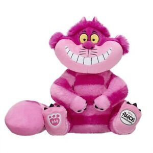 BUILD A BEAR ONLINE EXCLUSIVE: ALICE IN WONDERLANDS CHESHIRE CAT SOFT TOY NWT