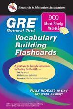 GRE Vocabulary Builder Interactive Flashcards Book