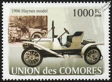 1906 Haynes Automobile Company touring car STAMP