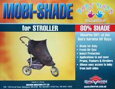 SHEVRON MOBI-SHADE SUN SHADE FOR BABY STROLLER #BD-1