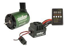 D-Power BEAST Combo FUN, 4P 3650-3450KV BL Motor & 45A BL ESC - BA365001C