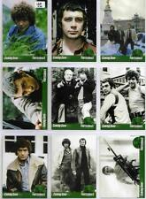 The Professionals Trading Card Preview Set of 9 Cards from Strictly Ink
