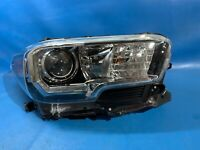 2016 2017 2018 2019 Toyota Tacoma RH Halogen w/LED Headlight OEM Right Passenger