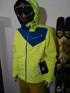 Mens spyder Enforcer ski jacket XL