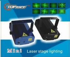 Top Race LED Mini Stage Light Holographic Laser Star Projector