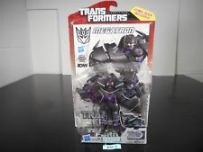 NEW & SEALED!! TRANSFORMERS GENERATIONS IDW MEGATRON DELUXE FIGURE 30TH ANN 20-1