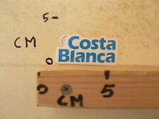 STICKER,DECAL COSTA BLANCA SPAIN ? SPANJE