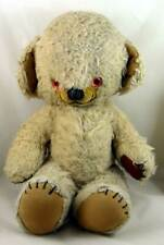 Vintage Merrythought Cheeky Teddy Bear with Bells in Ears
