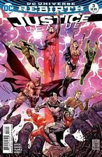 JUSTICE LEAGUE #3 DC COMICS 2016