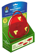 New listing Hummingbird Feeder, 3-In-1, 6-oz.