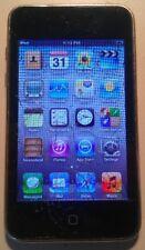 Apple iPod Touch 2nd Gen Model A1288 32Gb Black - Fully Functional - Read Below