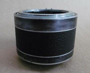 Nikon TC-201 2X Teleconverter, Nikon F Mount, Good, Ai, Ai-s