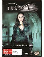 Lost Girl : Season 2 (DVD, 2013, 5-Disc Set) NEW & SEALED Region 4